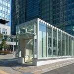 (仮称)大門・浜松町駅自転車等駐車場建築工事