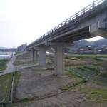 福岡202号淀川高架橋耐震補強補修工事