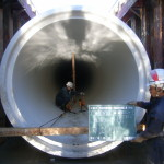 平成25年度中防外1号線雨水管布設工事(その2)