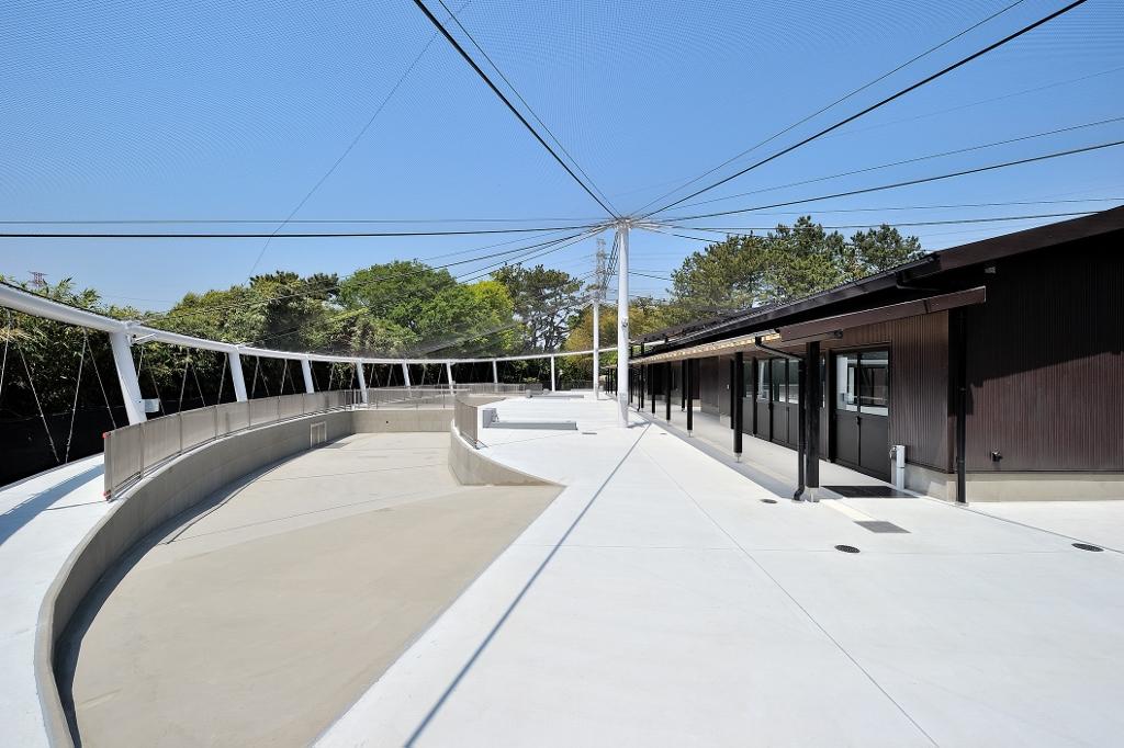 新浜鴨場諸施設整備工事