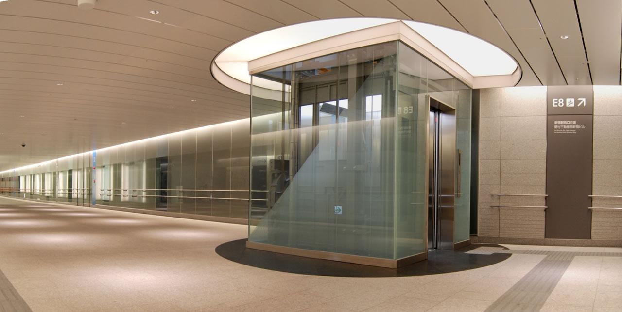 新宿歩行者専用道第2号線2-13B建築工事(23三-主4青梅街道)