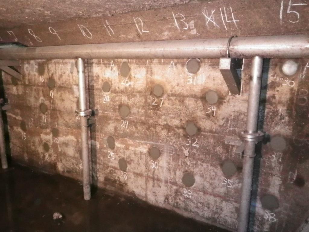 明石町ポンプ所耐震補強その2工事