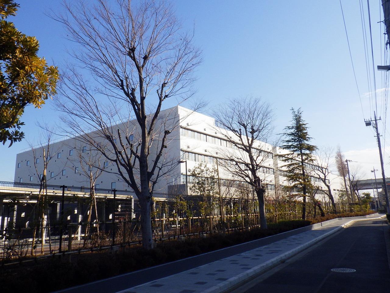 都立江北高等学校(28)改築工事
