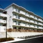 福岡県公営住宅川子団地12工区建築工事