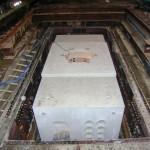 清水上り2工区電線共同溝工事