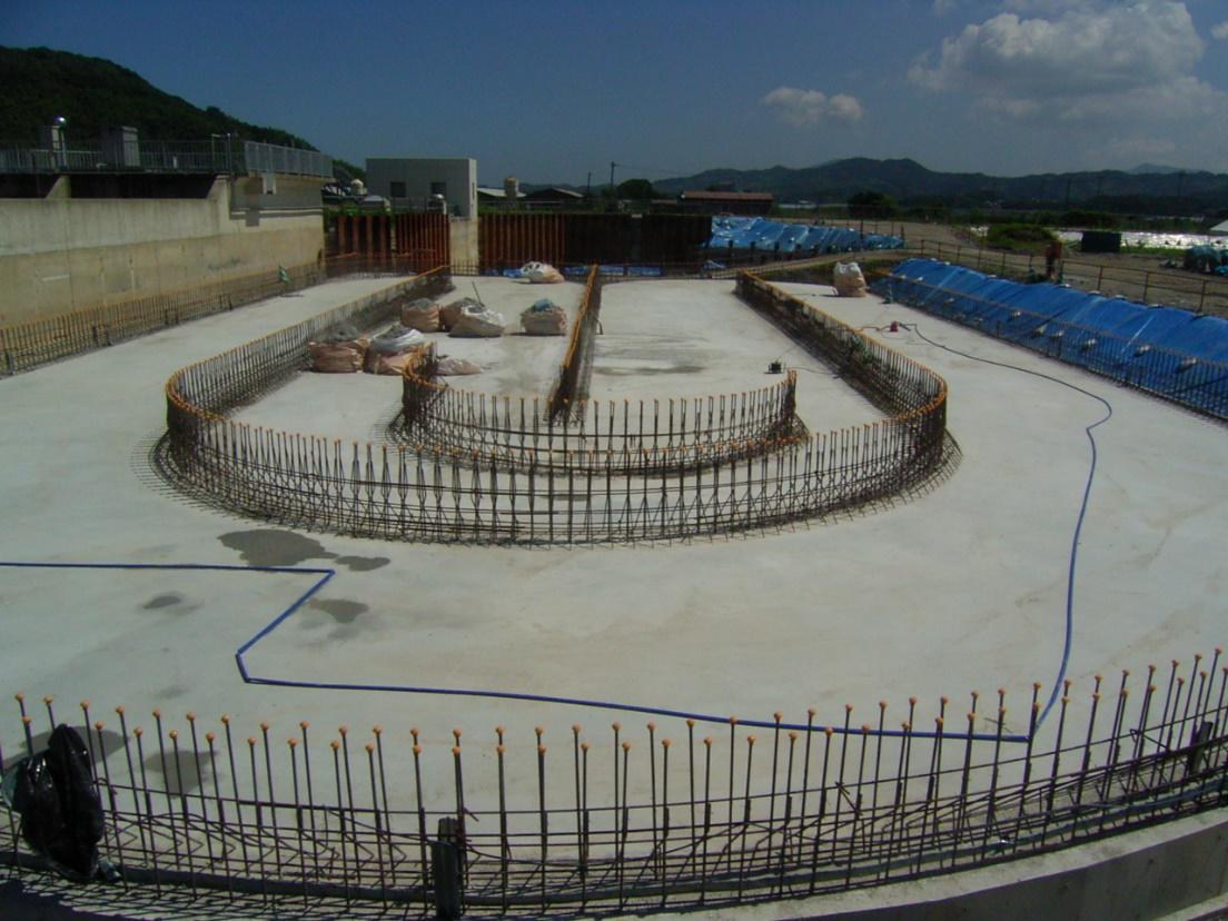 津屋崎浄化センター建設工事