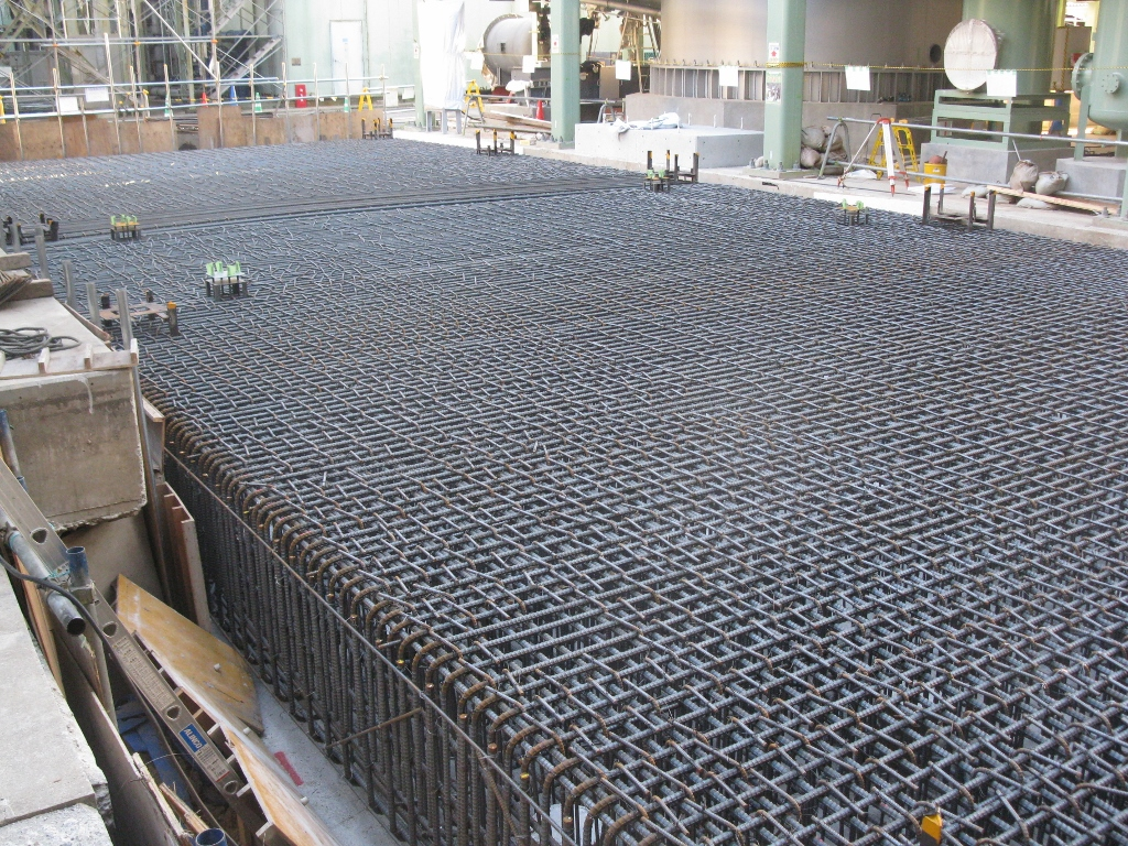 新河岸水再生センター汚泥処理設備再構築に伴う建設その1工事
