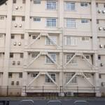 都営戸山ハイツアパート(31号棟)耐震改修工事