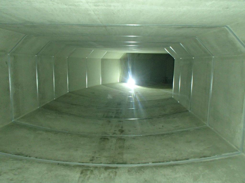 元浅草幹線及び浅草幹線雨水渠再構築工事