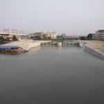 那珂川(那珂地区)番托井堰改築工事