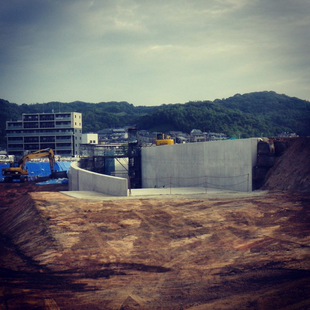 福岡3号 塚本池地区構造物設置(その2)工事