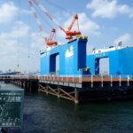 平成29年度ケーソン製作桟橋補修工事(その2)