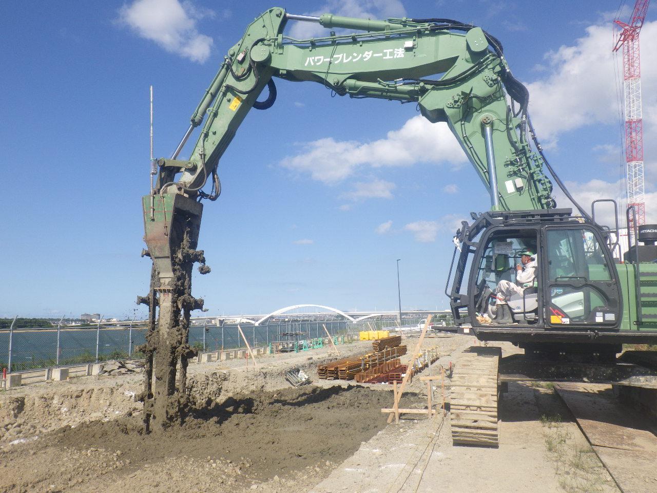 アイランドシティ(市4工区3・みなと香椎三丁目)地区下水道築造工事