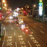 福岡3号千早・名島地区無電柱化13工区工事