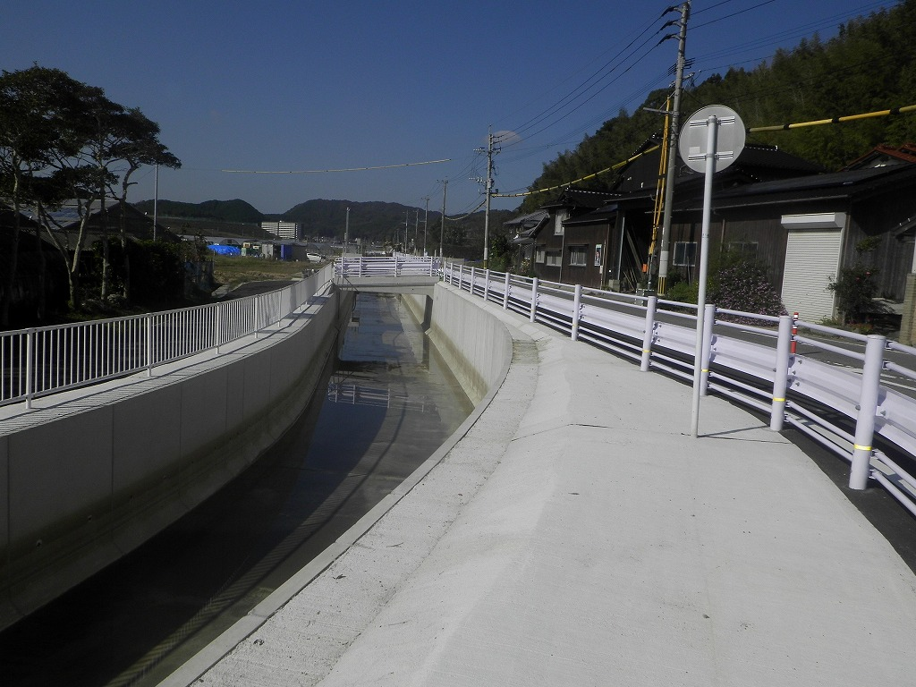 元岡第4雨水幹線(2)築造工事