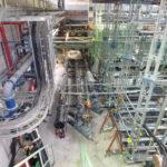 新田ポンプ所耐震補強及び設備再構築に伴う建設工事