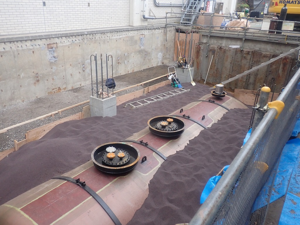 東京都中川水再生センター発電設備再構築に伴う建設工事