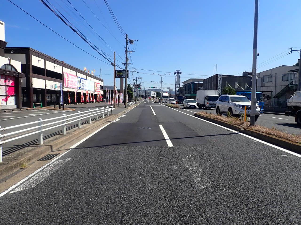 福岡3号則松地区2工区電線共同溝工事